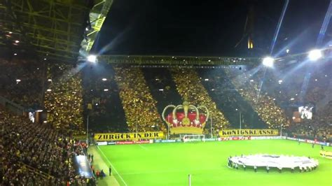 borussia dortmund supporters choreos ultras  youtube