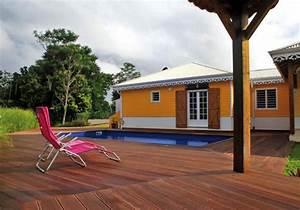 une maison avec piscine en guadeloupe detail du plan de With porte de maison prix 5 construction ecologique maison container ses atouts