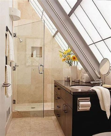 bathroom attic 38 practical attic bathroom design ideas digsdigs