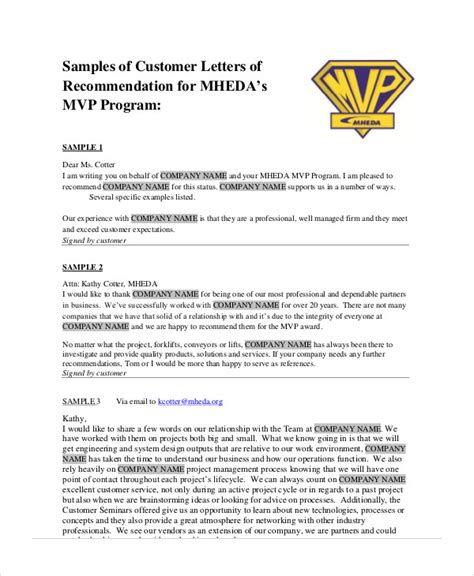 sample company business letter  examples  word