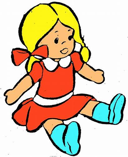 Doll Clipart Cliparts Toy