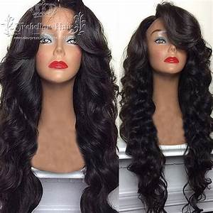 Brazilian Deep Body Wave Full Lace Human Hair Wig Best ...