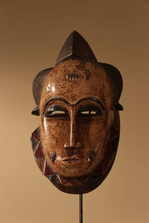 Masque Baoulé (16128) - Masque décoratif africain - Déco ...