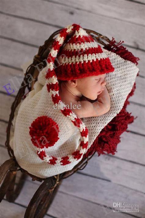 new born baby xmas photo crochet pixie baby hat crochet newborn baby hat pattern photography prop h236