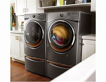 Whirlpool Washer Dryers Dryer Ventless Load Stackable