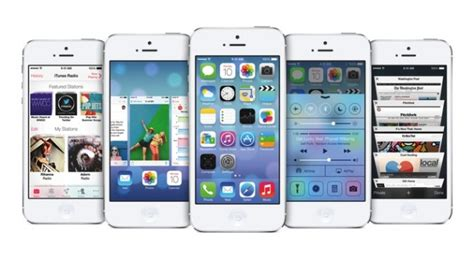 new update for iphone ios 7 interface and new features detailed the