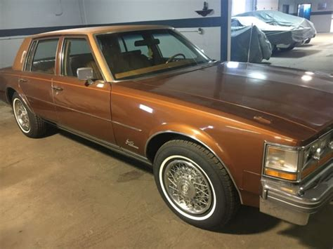 79 Cadillac Seville For Sale by 78 Seville Unique Burnt Rust Color For Sale Cadillac