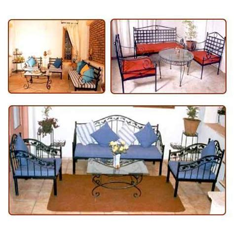 Iron Sofa Set Designs by Wrought Iron Sofa Manufacturers Dealers Exporters