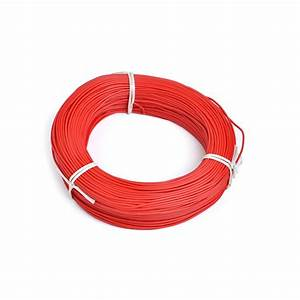 Wx92 Hook Up Wire Red 92 Metres