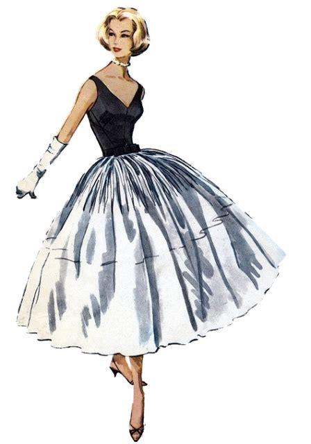 fashion dress vintage clothing pattern woman