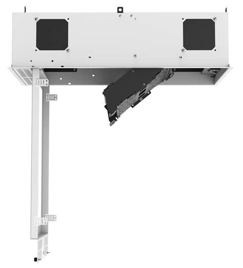 Ceiling Equipment by Atlasied Cr212 Nr Concealed Ceiling Rack For Half Rack