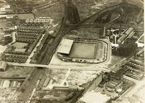 Old Trafford Stadium Outside