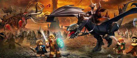 Co Optimus Review Lego Lord Of The Rings Co Op Review