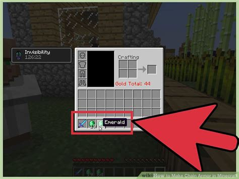 chain armor  minecraft  steps  pictures
