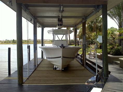 Boat Lift Questions boat lift cable questions the hull boating and