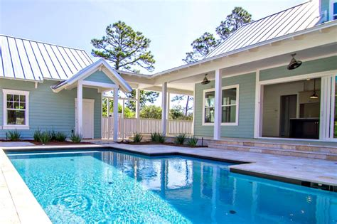 home plans with pool attachment u shaped house plans with pool 278