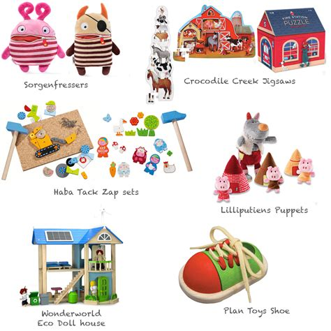 top gifts for over 3 year olds and their educational value