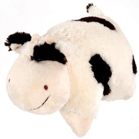 small pillow pets my pillow pets cozy cow 11 small walmart