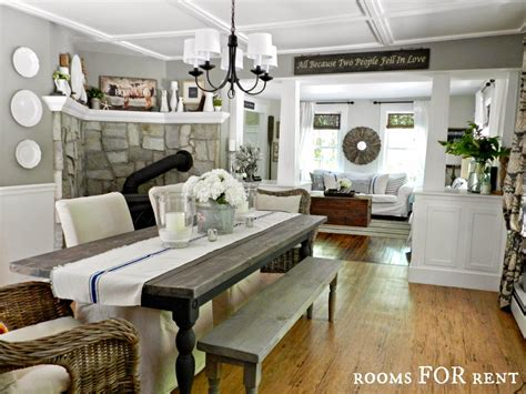 Decorating Farmhouse Dining Room Ideas And Style