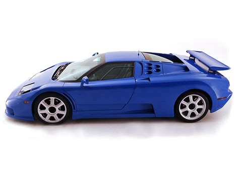 1992 Bugatti EB110 SS - Supercars.net