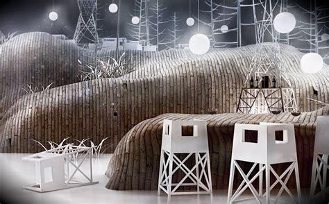 stolarnia poland club restaurant  architect