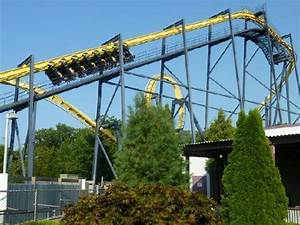 Batman, the ride - Picture of Six Flags Great Adventure ...
