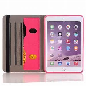 For Apple iPad Mini 2 3 4 iPad Air 360 Rotating Leather ...