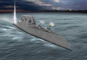 Futuristic Ships On Top in U.S. Navy Surface Plans - ASIAN ...