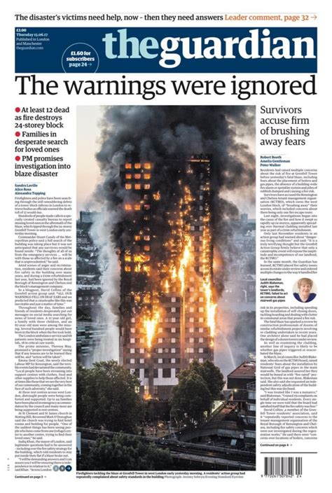 hell  earth london tower fire disaster dominates