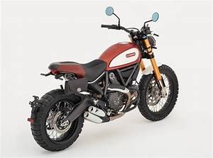 Racing Caf U00e8  Ducati Scrambler  U0026quot Clubman U0026quot  By Lsl