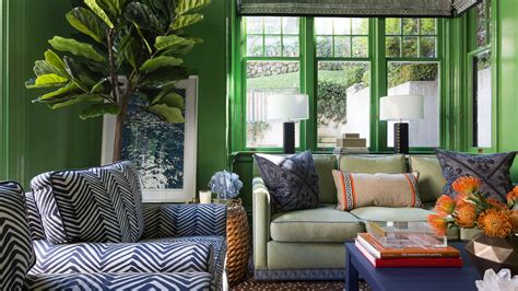 Small Apartment Zinging With Color by 15 Bold Interior Paint Hues For Your Home Curbed