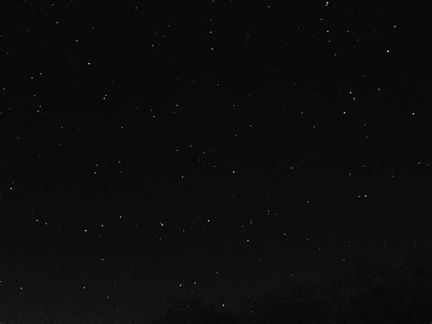 nc night sky dark star lights tree nature bw dark wallpaper