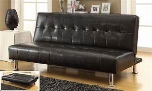 Worldwide homefurnishings inc divan lit loft klik klak for Divan lit convertible