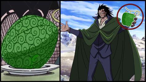 Monkey D Dragons Erwachte Teufelsfrucht One Piece