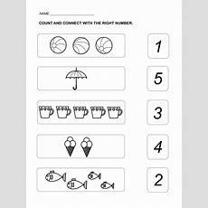 Worksheet For Numbers  Kiddo Shelter