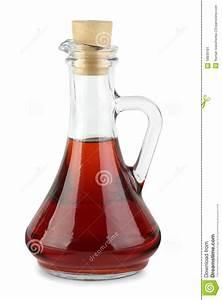 Désherber Avec Du Vinaigre : d canteur avec du vinaigre de vin rouge image stock ~ Melissatoandfro.com Idées de Décoration