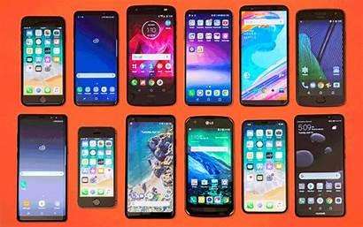 Phones Dropping Bunch Phone Toughest Tech Bbq