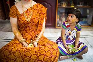 A Colorful and Traditional Wedding in India Junebug Weddings