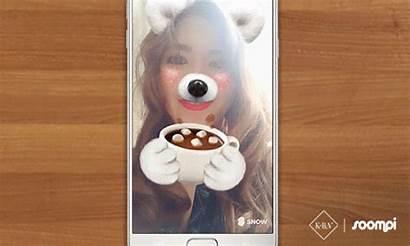 Snow Selfie Apps Korea App Korean Soompi