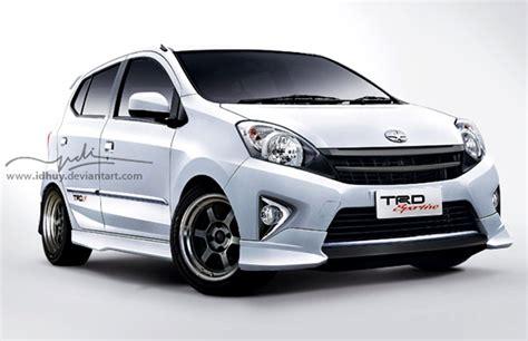 Gambar Mobil Gambar Mobiltoyota Agya by Kumpulan Gambar Mobil Toyota Agya Dan Daihatsu Ayla