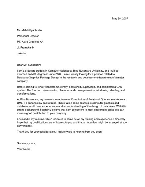 application cover letter content 28 images application