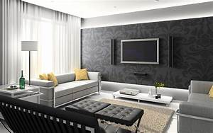 Amazing Modern Home Interior HD Wallpaper