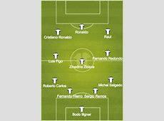 Iker Casillas picks his alltime greatest Real Madrid XI