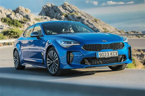 kia stinger gt    gdi  review autocar