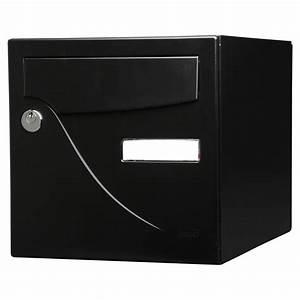 Boite Au Lettre Pas Cher : bo te aux lettres normalis e la poste 2 portes renz ~ Melissatoandfro.com Idées de Décoration