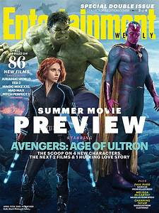 Entertainment Weekly's Summer Movie Preview Brings 4 ...