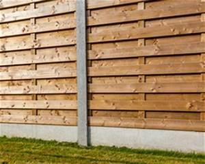 Pose D Un Grillage En Limite De Propriété : quel type de cl ture choisir pour fermer mon jardin ~ Premium-room.com Idées de Décoration
