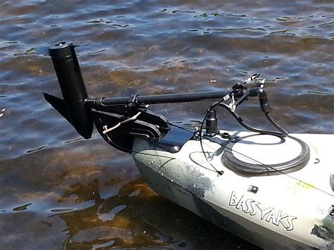Electric Boat Motors Costco by Diy Trolling Motor Mount For Kayak Impremedia Net