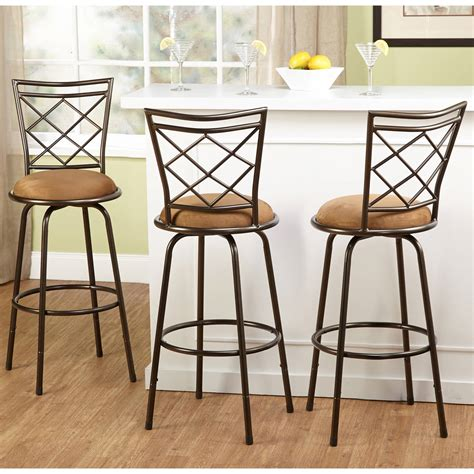 beautiful bar stools for your home ward log homes