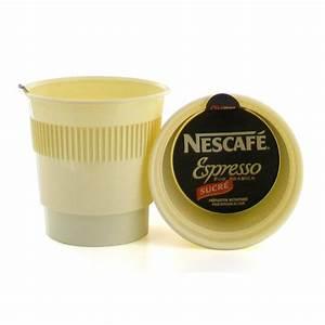Dosage Café Filtre : gobelet pr dos au carton caf nescaf espresso sucr 300 boissons ~ Voncanada.com Idées de Décoration